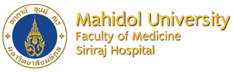 Logo of Siriraj Hospital, Mahidol University