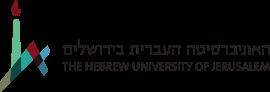 Logo of The Hebrew University of Jerusalem