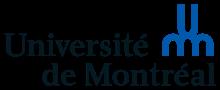 Logo of Université de Montreal
