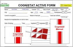 Cognistat Active Form Starter Kit