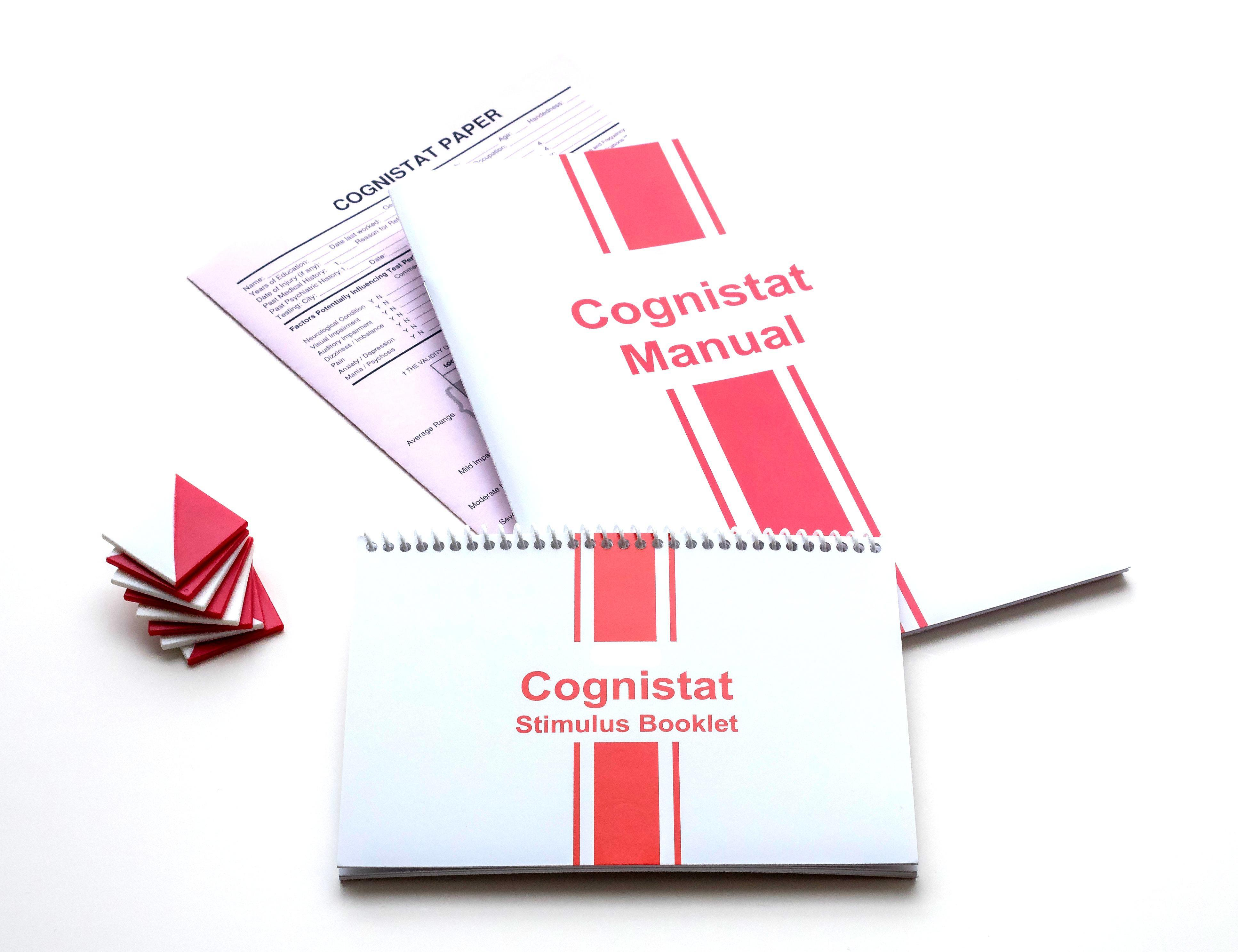 Manual for cognistat the therapy store 2015 array cognistat starter kit cognistat cognitive assessment rh cognistat com fandeluxe Gallery